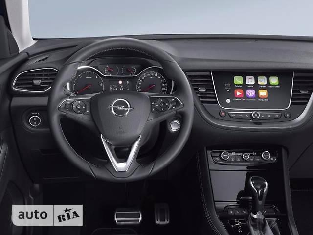Opel Grandland X фото 1