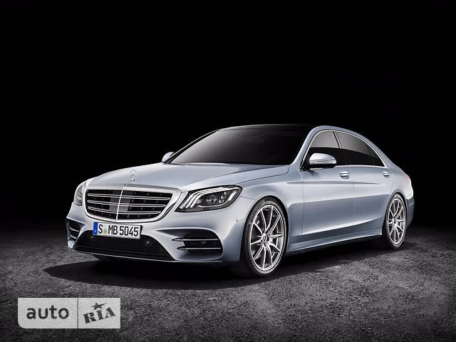 Mercedes-Benz S-Class S 600 AT (530 л.с.)