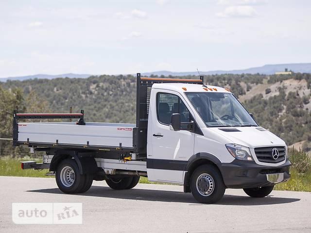 Mercedes-Benz Sprinter груз. Шасси 516 CDI MT (163 л.с.) Standart
