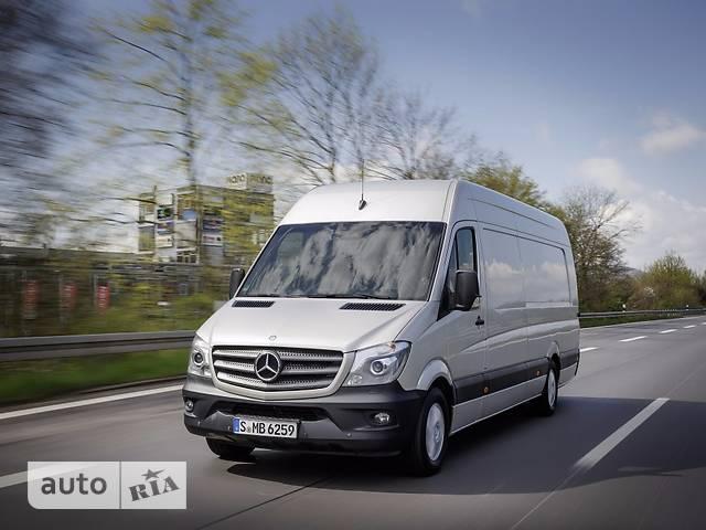 Mercedes-Benz Sprinter груз. 316 CDI MT (156 л.с.) Long KA