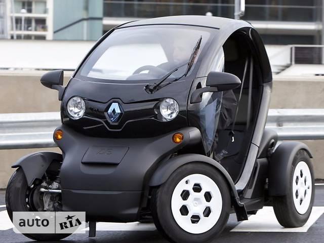 Renault Twizy фото 1