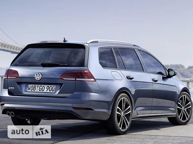 Volkswagen Golf SportWagen фото 1