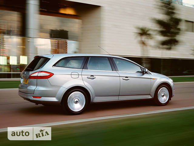 Ford Mondeo New 2.0 HEV CVT (187 л.с.) Lux
