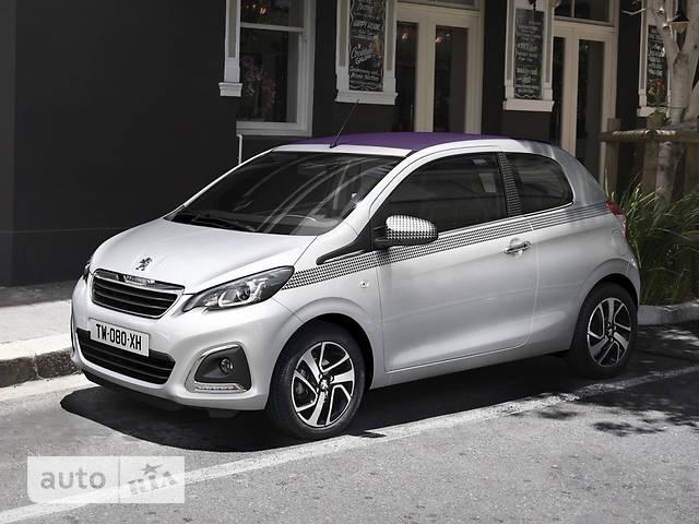 Peugeot 108 фото 1