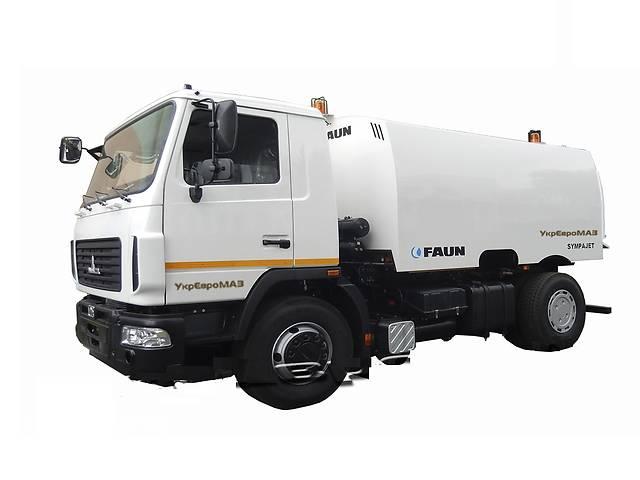 МАЗ 5917С2 F10 Faun