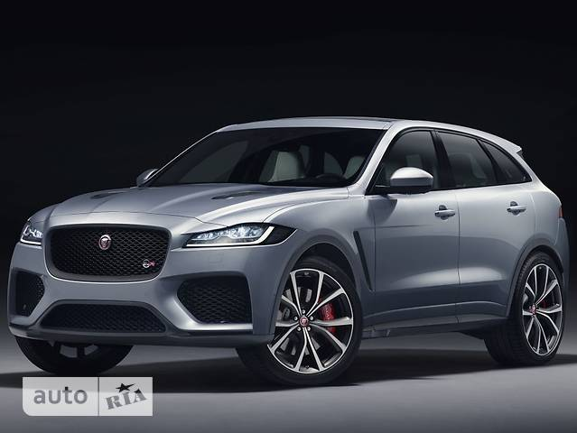 Jaguar F-Pace 2.0 AT (300 л.с.) AWD Prestige