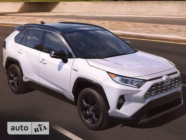 Toyota Rav 4 2.0 Dual VVT-i MT (173 л.с.) Live