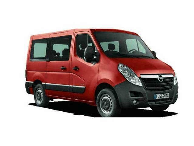 Opel Movano пасс. фото 1