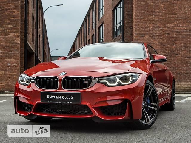 BMW M4 F82 CS 3.0 DCT (460 л.с.) base