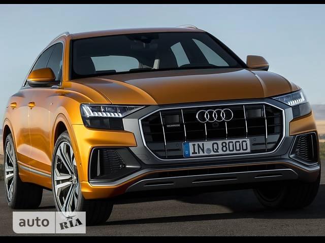 Audi Q8 фото 1