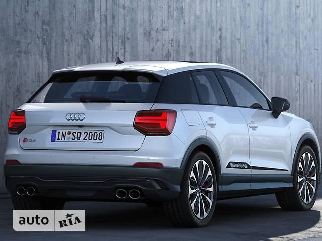Audi SQ2 фото 1