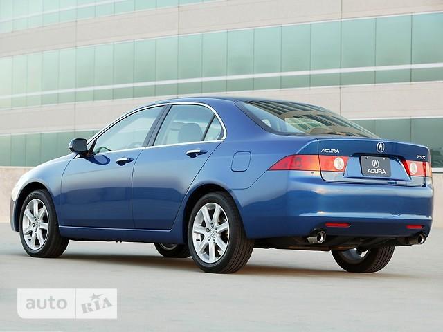 Acura TSX фото 1
