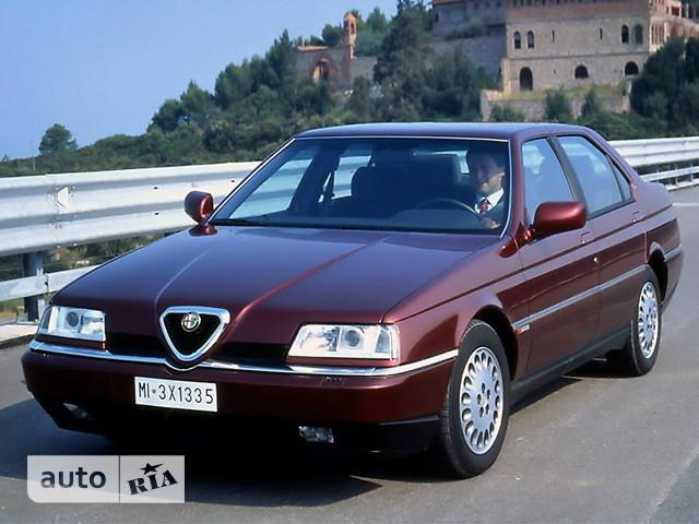 Alfa Romeo 164 фото 1