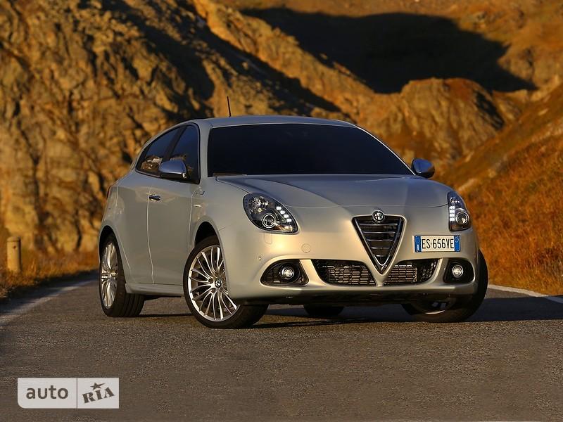 Alfa Romeo Giulietta фото 1