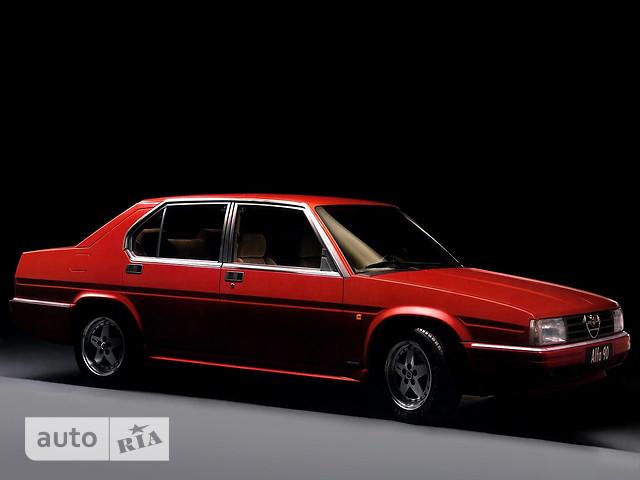 Alfa Romeo 90 фото 1