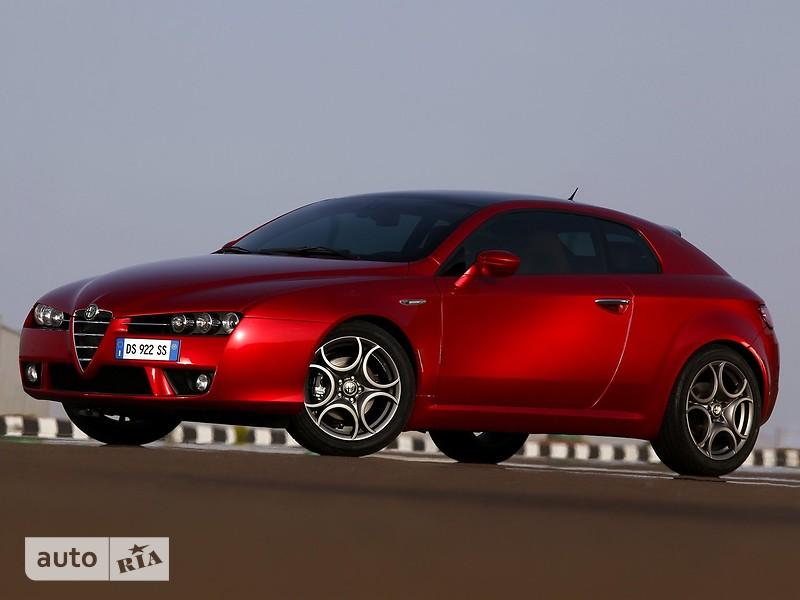 Alfa Romeo Brera фото 1