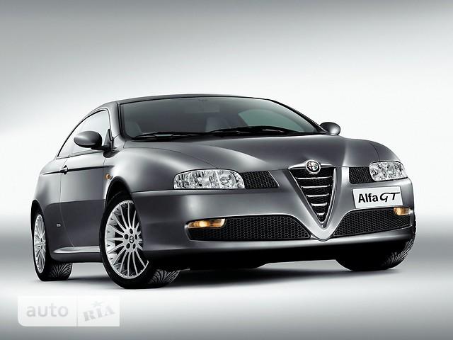 Alfa Romeo GT фото 1