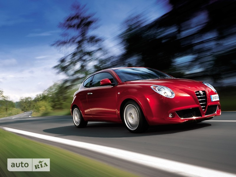 Alfa Romeo Mito фото 1