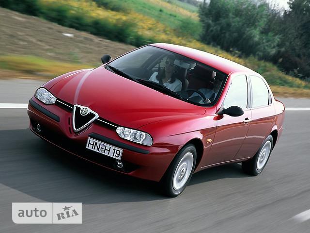 Alfa Romeo 156 фото 1