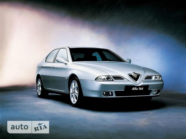 Alfa Romeo 166 фото 1