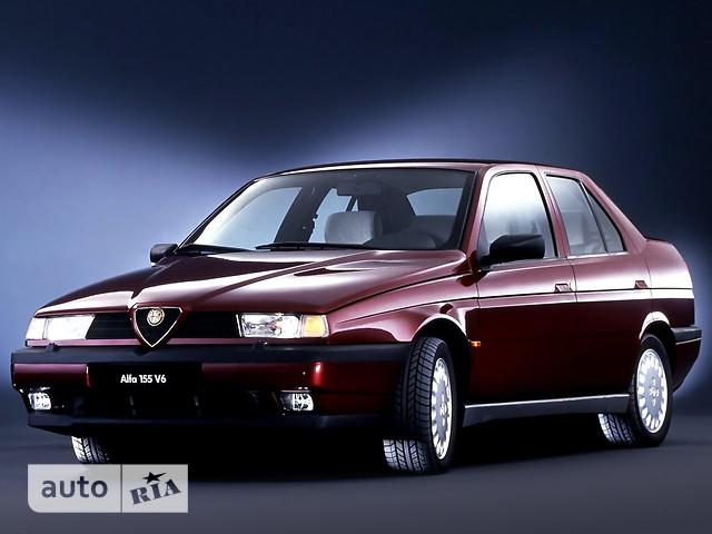 Alfa Romeo 155 фото 1