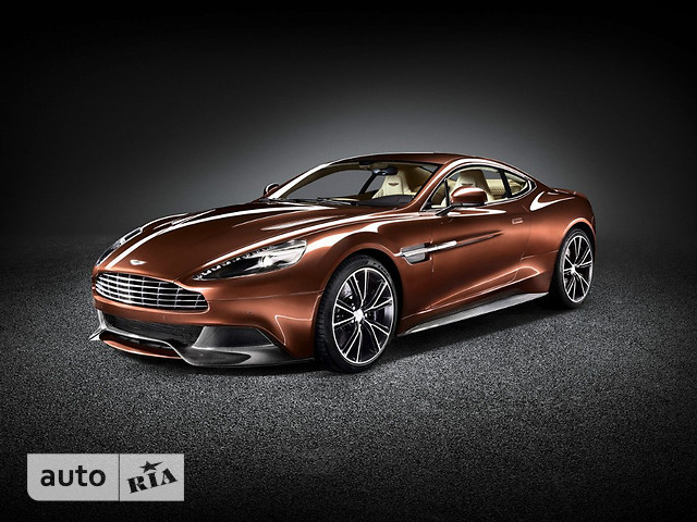 Aston Martin V12 фото 1