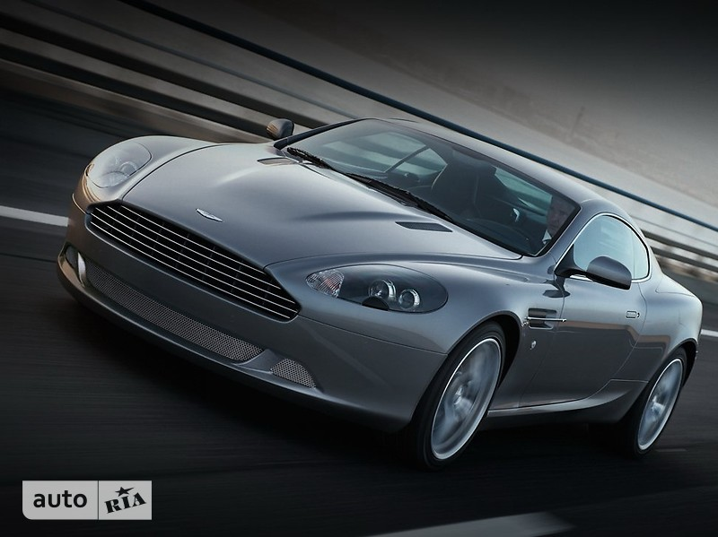 Aston Martin DB9 фото 1
