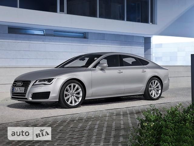 Audi A7 фото 1