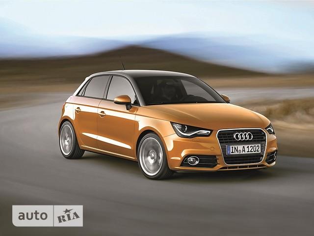 Audi A1 фото 1