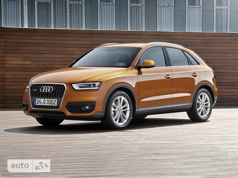 Audi Q3 фото 1