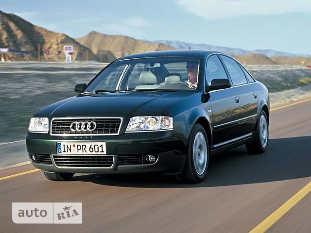 Audi A6 фото 1