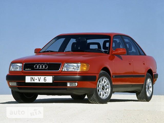 Audi 100 фото 1