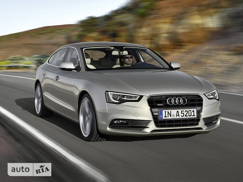 Audi A5 фото 1