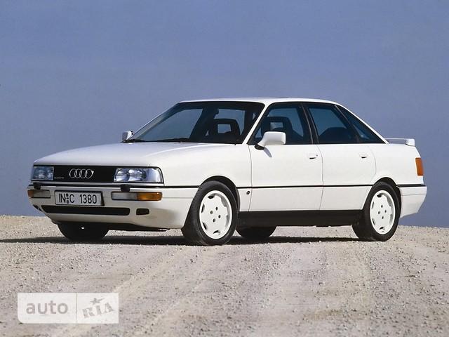 Audi 90 фото 1
