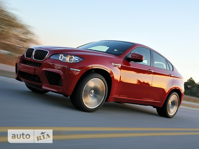 BMW X6 M фото 1