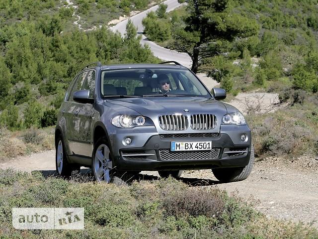 BMW X5 фото 1
