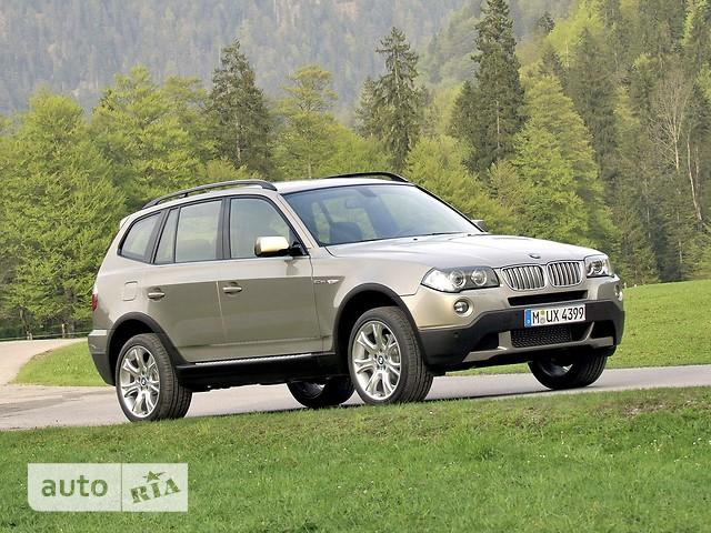 BMW X3 фото 1
