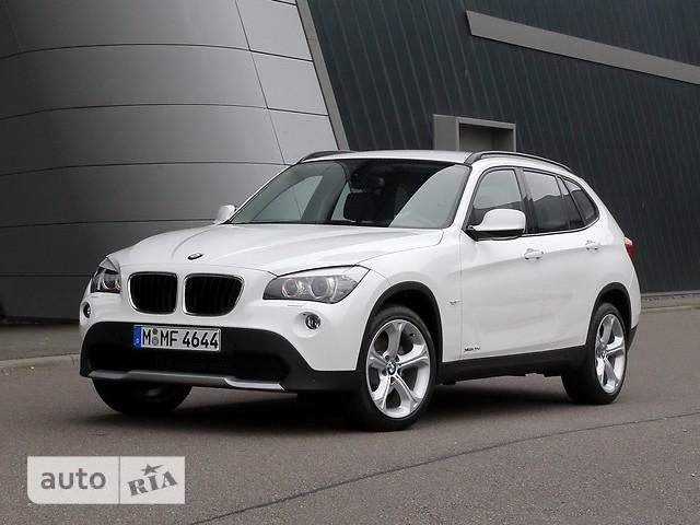 BMW X1 фото 1