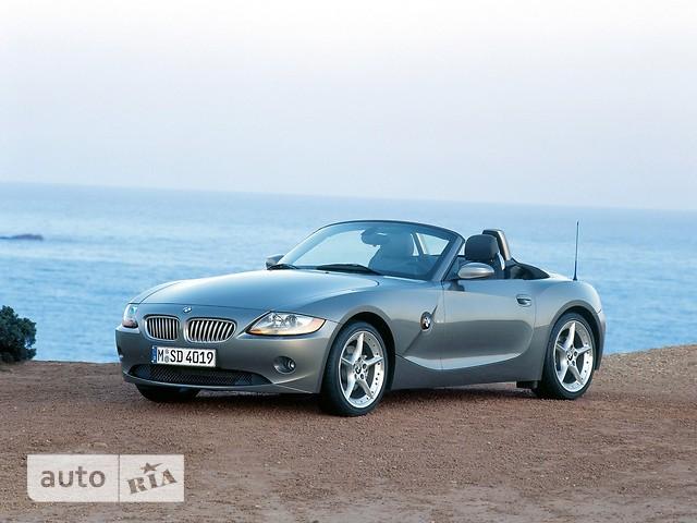 BMW Z4 фото 1
