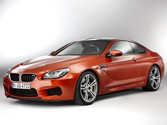 BMW M6 фото 1