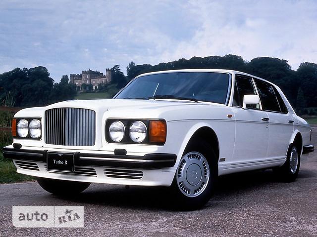 Bentley Turbo R фото 1