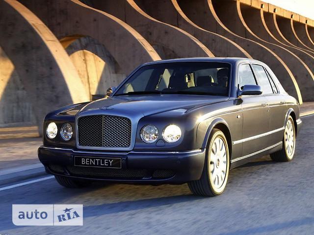 Bentley Arnage фото 1
