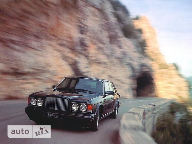 Bentley Brooklands фото 1