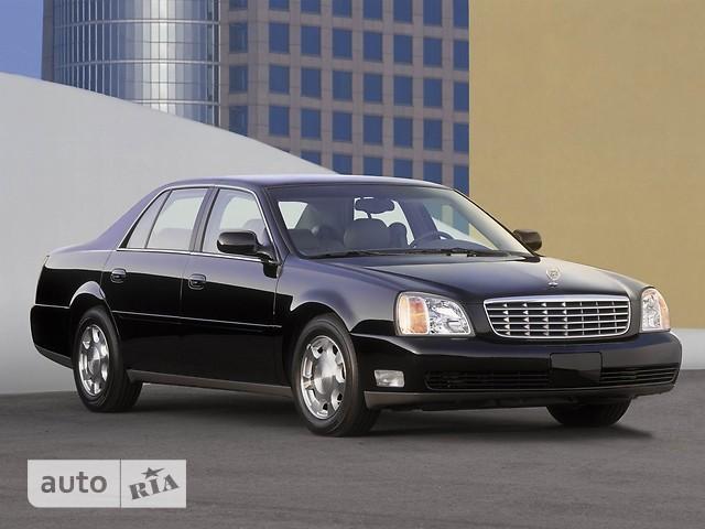 Cadillac DE Ville фото 1