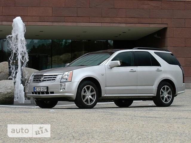 Cadillac SRX фото 1