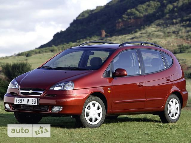 Chevrolet Tacuma фото 1