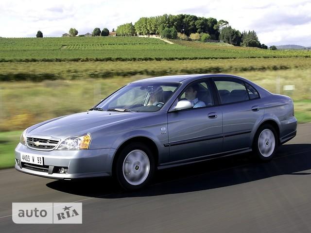 Chevrolet Evanda фото 1