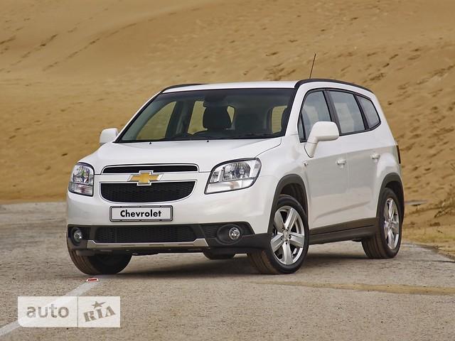 Chevrolet Orlando фото 1