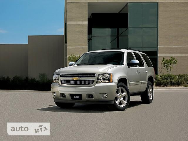 Chevrolet Tahoe фото 1