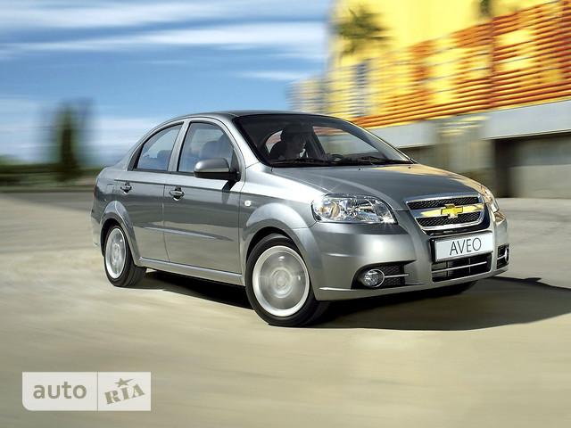 Chevrolet Aveo фото 1